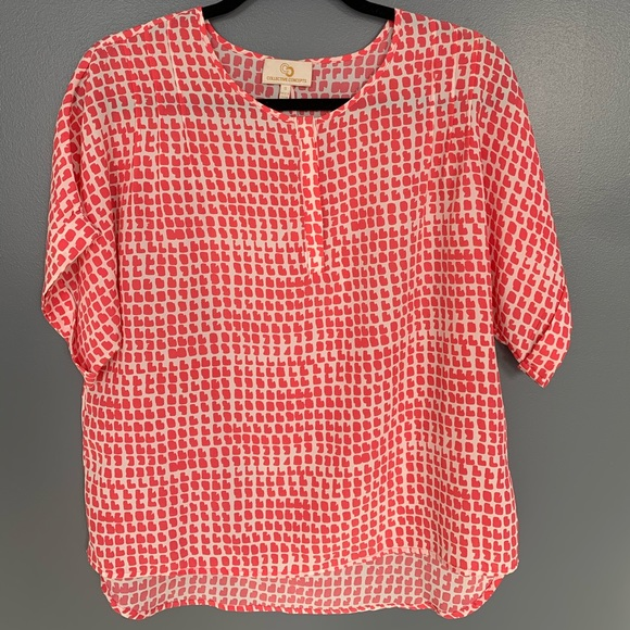 Collective Concepts Tops - Collective Concepts Blouse
